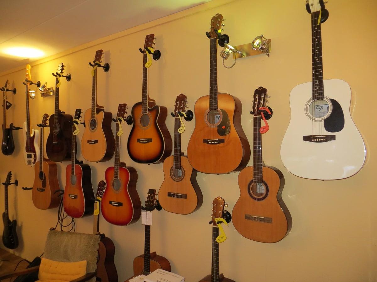 akoestische-gitaren