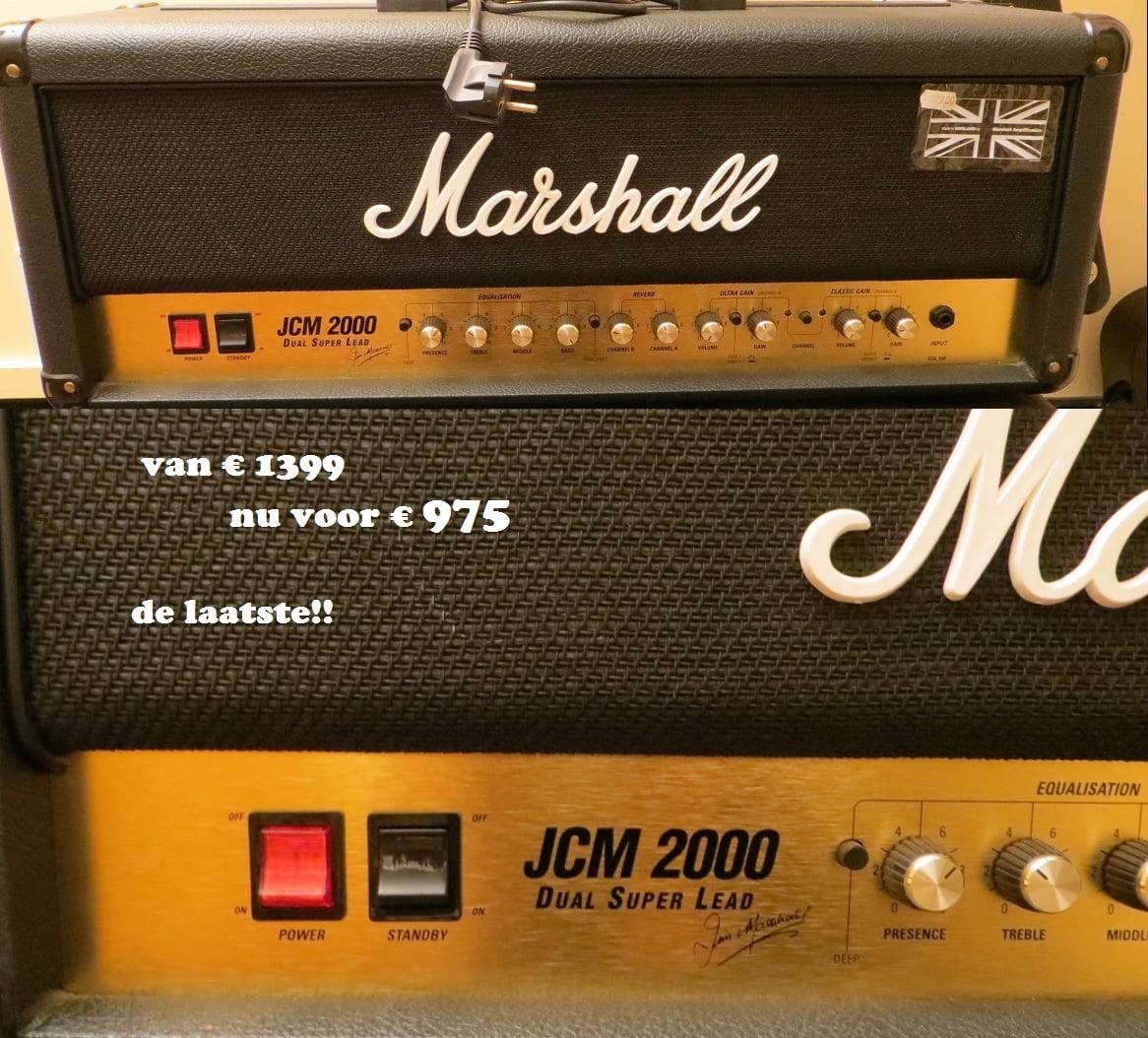 marshall-jcm2000-aanbieding
