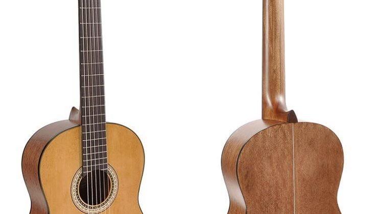Valencia klassieke gitaar – Spruce top