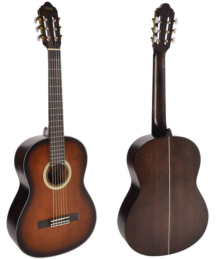 Valencia klassieke gitaar 400 series - De Gitaarhoek