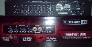 toneport ux8 line 6